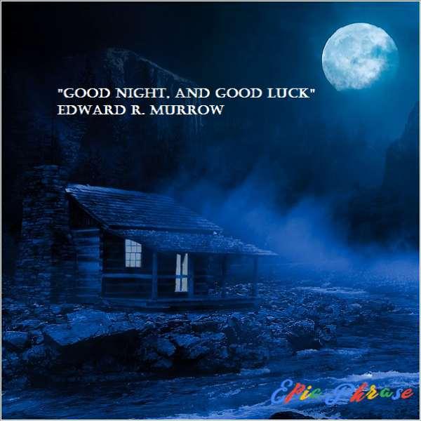 Good Night Quotes 1