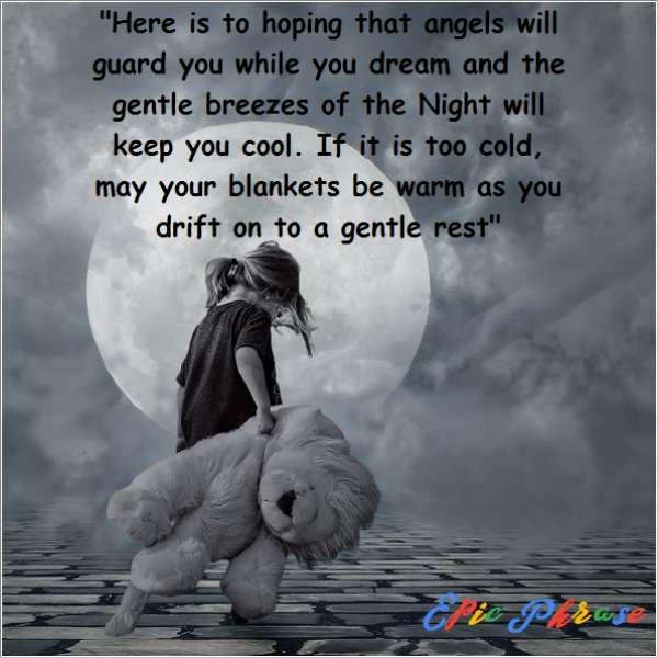 Good Night Quotes 2