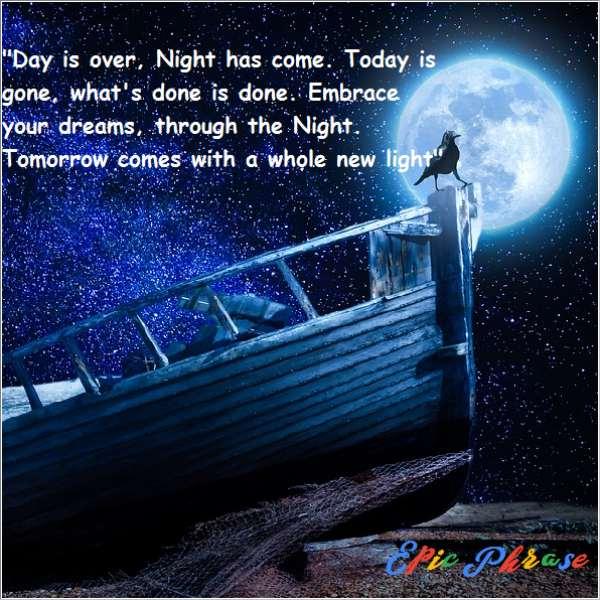 Good Night Quotes 3