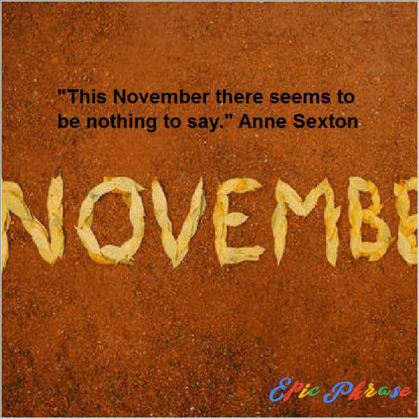 November Quotes 10