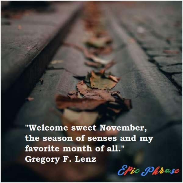 November Quotes 2