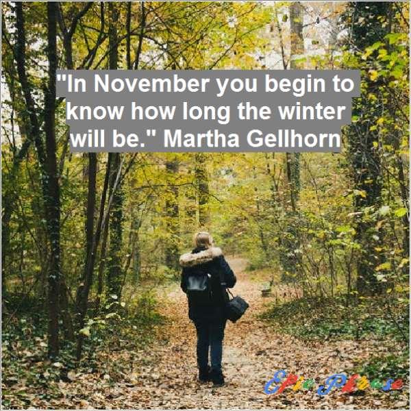 November Quotes 7