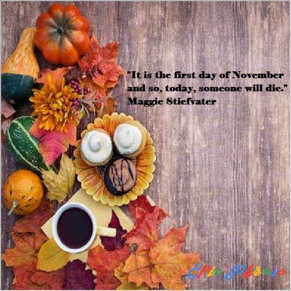 November Quotes 8