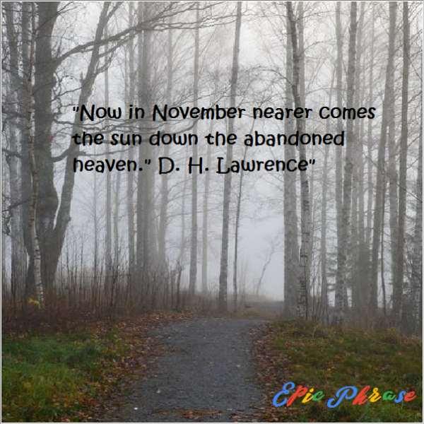 November Quotes 9