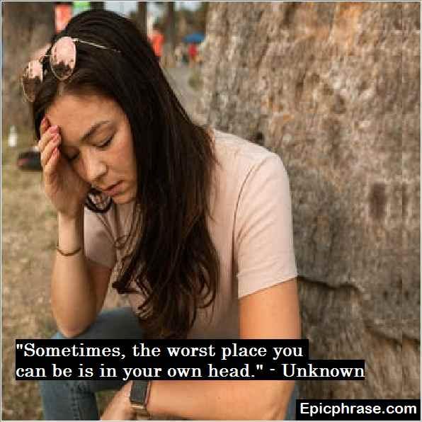 sad anxiety quotes