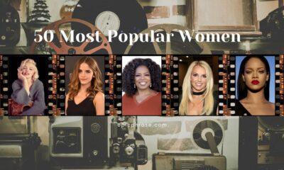 popular women