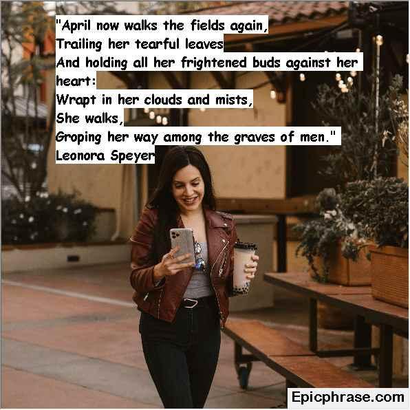 Happy April Quotes