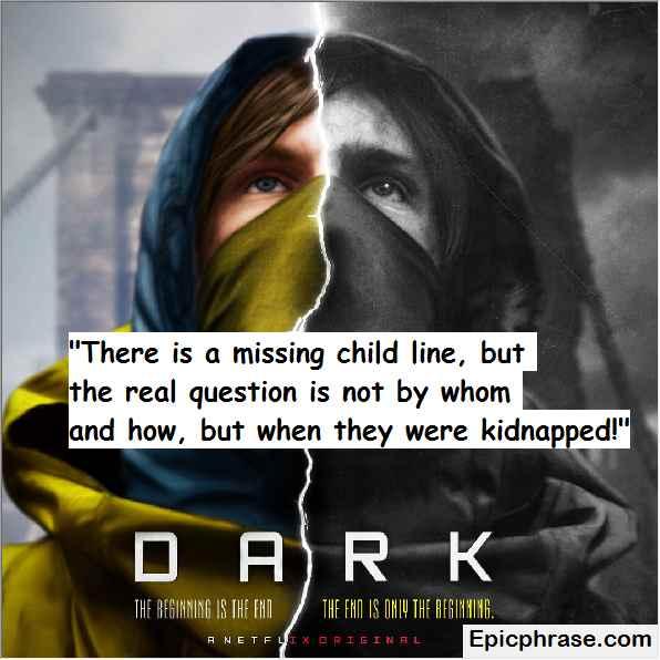 dark netflix quotes