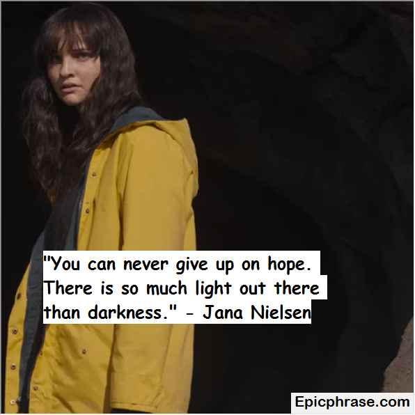dark netflix einstein quote