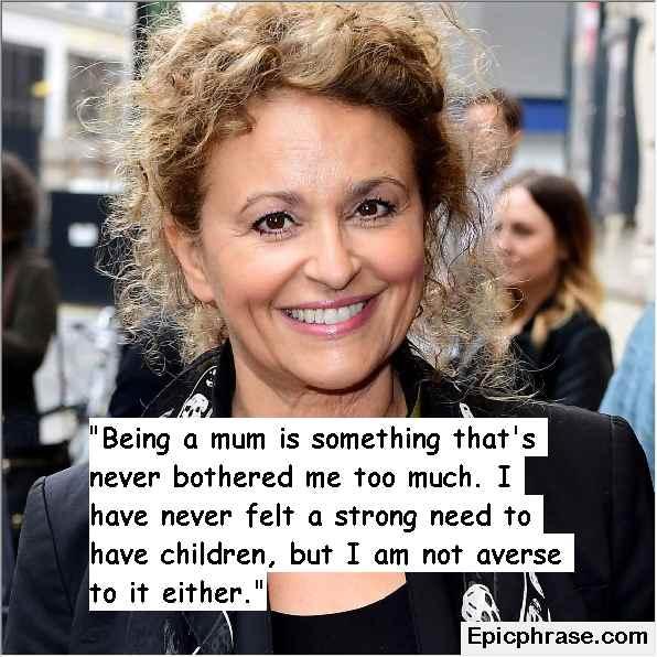 Julia Sawalha Quotes on beauty