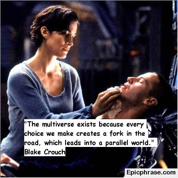 Matrix Quotes oracle