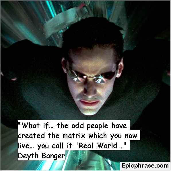 Matrix Quotes Trinity