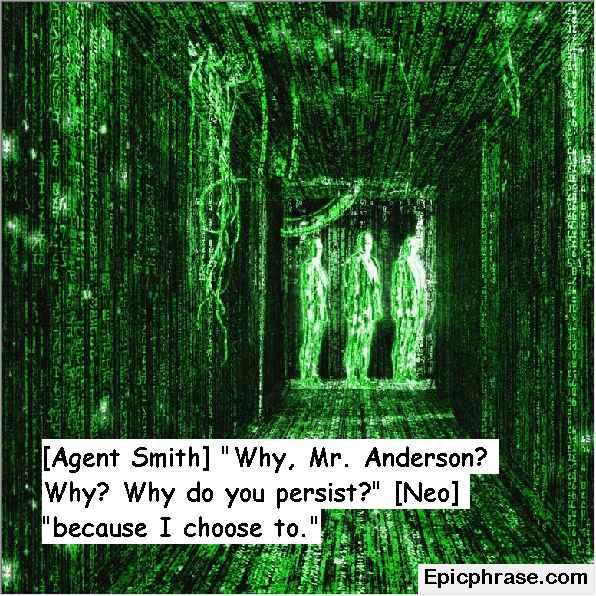 Matrix Quotes