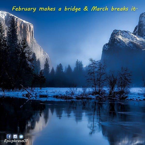 happy February quotes