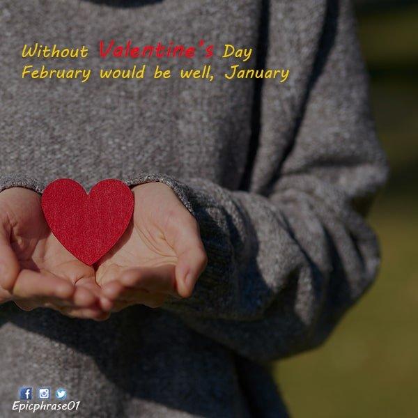 hi February quotes