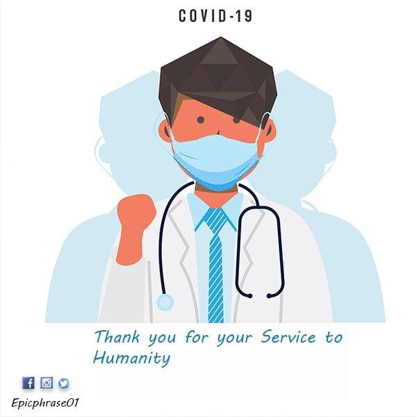 thank you coronavirus helper