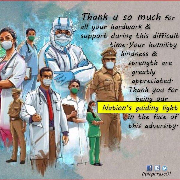 thank you coronavirus helpers youtube