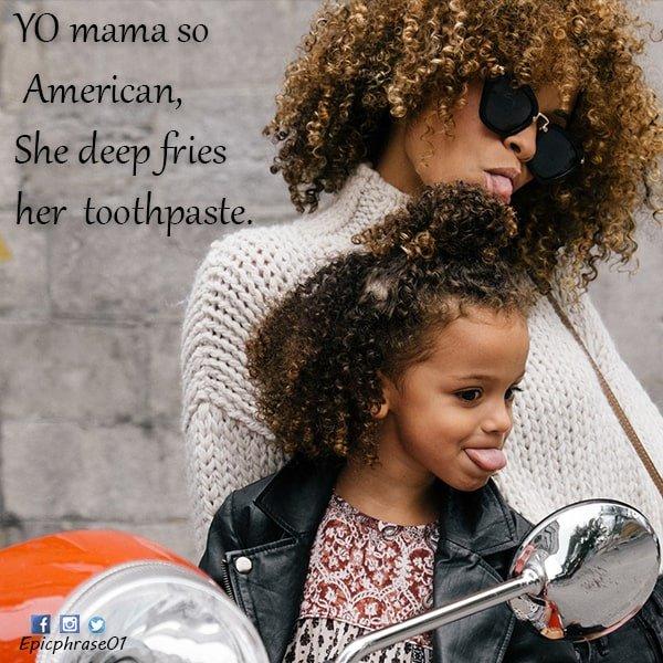 yo mama funny lines