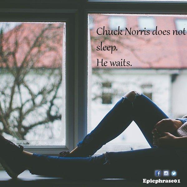 chuck norris hospital jokes