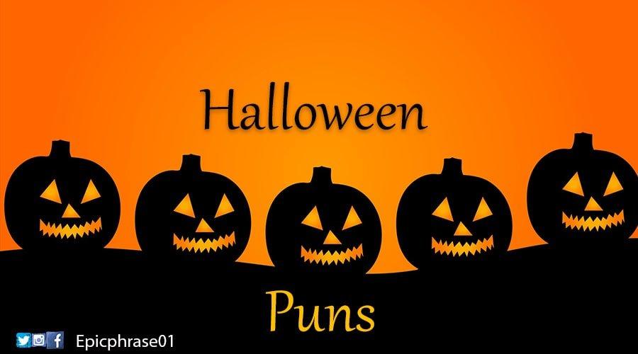 halloween pun