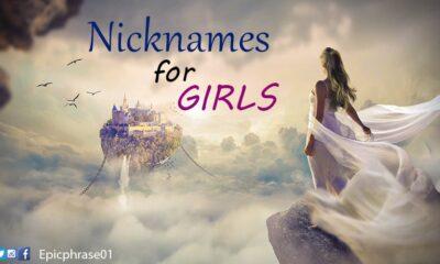 nickname for girls