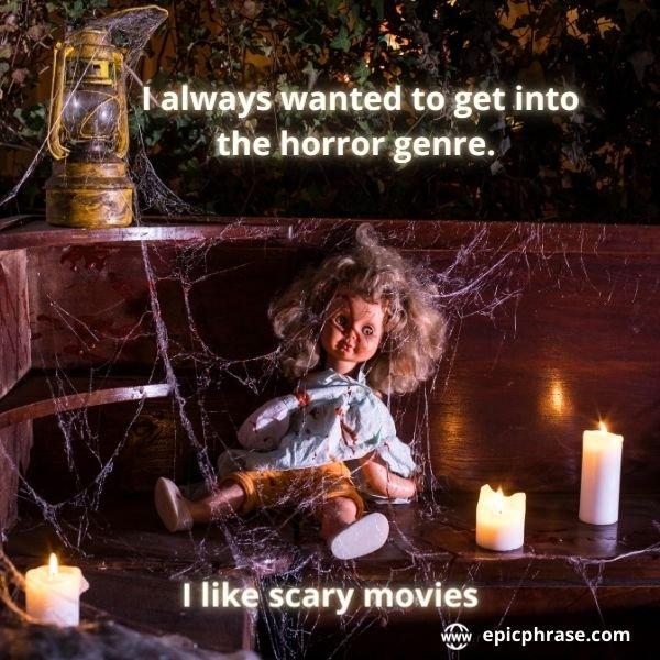 horror genre quotes