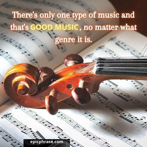 music genre quotes