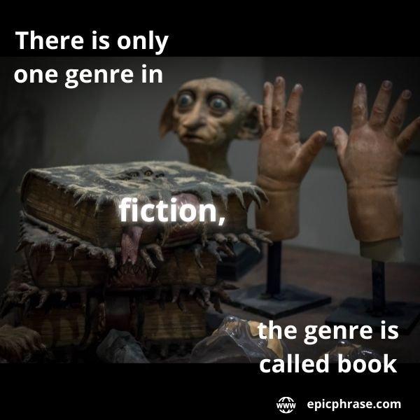 quotes about science fiction genre